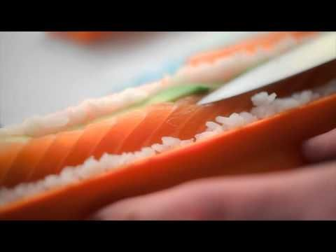 Tupperware Sushi Maker