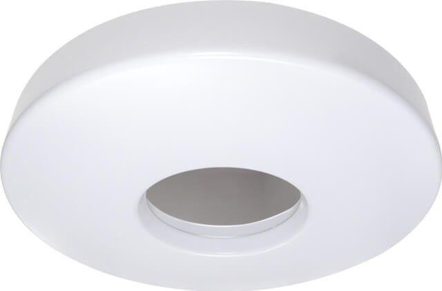 Modelul de PLAFONIERA LED 20W CRUX ROTUNDA ALBA are un aspect inovativ oferit de oglinda amplasata in centru ei. Avand acest design modern si o eficienta maxima in dispersarea luminii, plafoniera LED este solutia ideala pentru un iluminat economic.