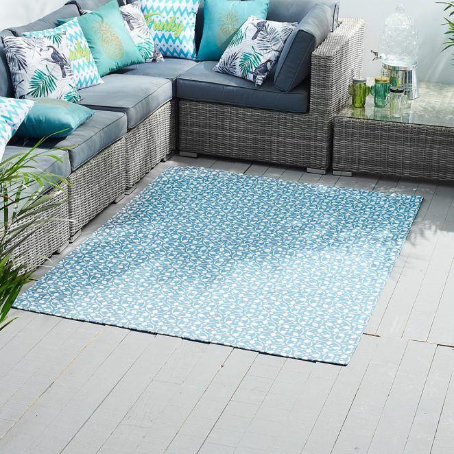 tapis jardin tapis exterieur terrasse