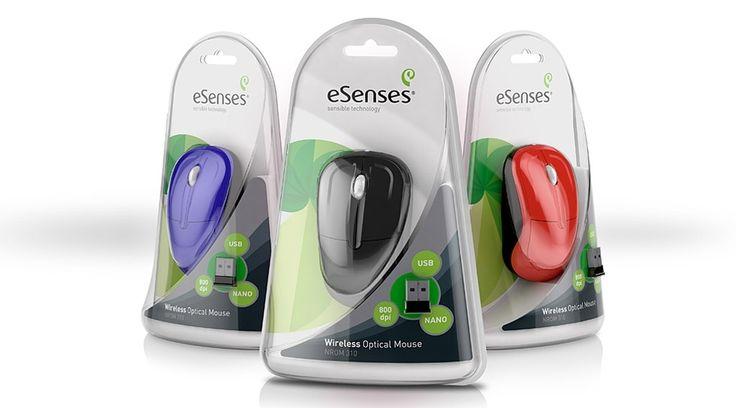 Mouse para computador Esenses — accesoriosparacomputadores