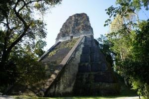 2012年12月21日人類滅亡説!? マヤ文明の遺跡、ティカル遺跡 ~グアテマラ~ tikal7