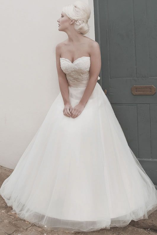6 Der Besten Ballkleid Brautkleider Hochzeitsideen Pinterest