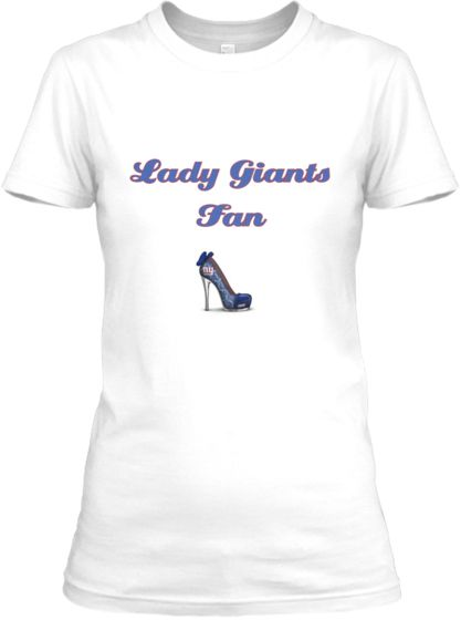 NY Giants Lady Fans...Big Blue!