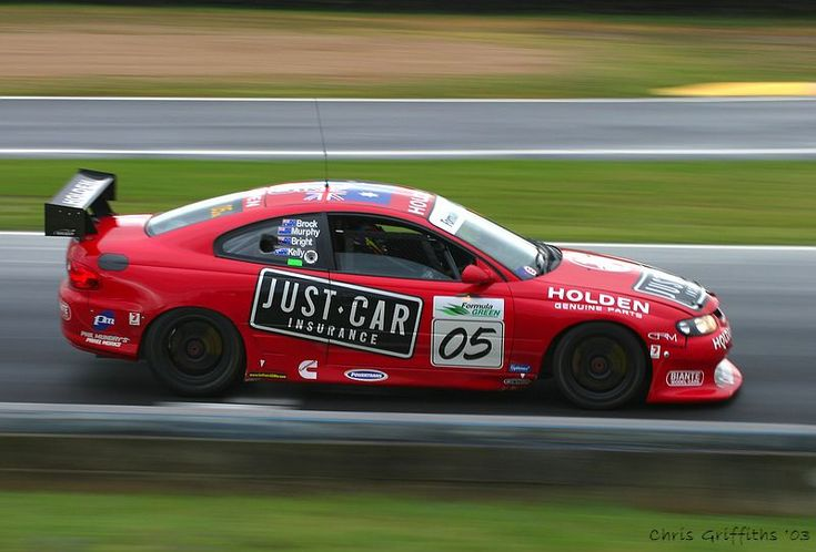 2003 - No.05 Holden Monaro 427C - Greg Murphy, Jason Bright, Todd Kelly, Peter Brock (24 Hour Race)