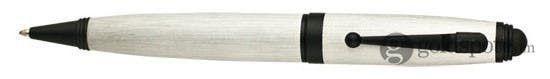 Monteverde Invincia Stylus Matte Chrome Ballpoint Pen