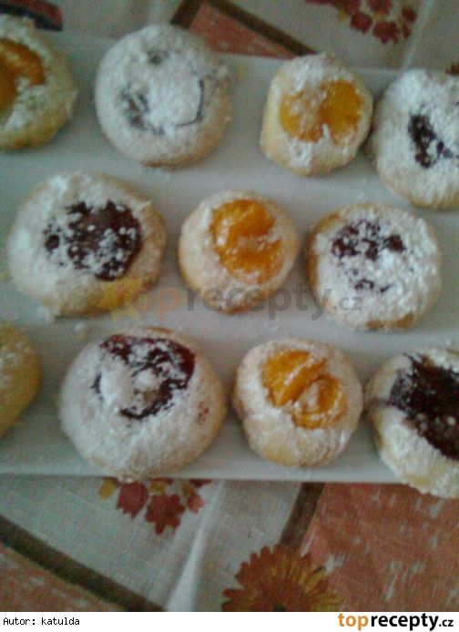 Koláčiky z taveného syra