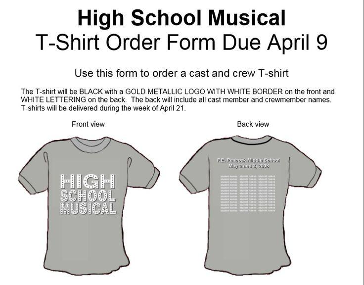 T-Shirt Order Form Template    exceltmp t-shirt-order-form - t shirt order form