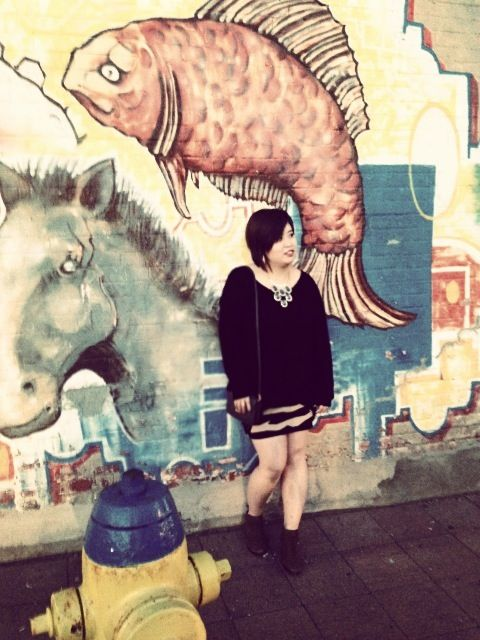 Falling for China! #tbt #throwbackthursday #forever21 #chinatown #ottawa #summer2013