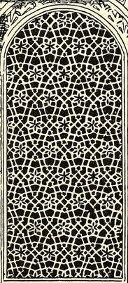 Pattern Gotico