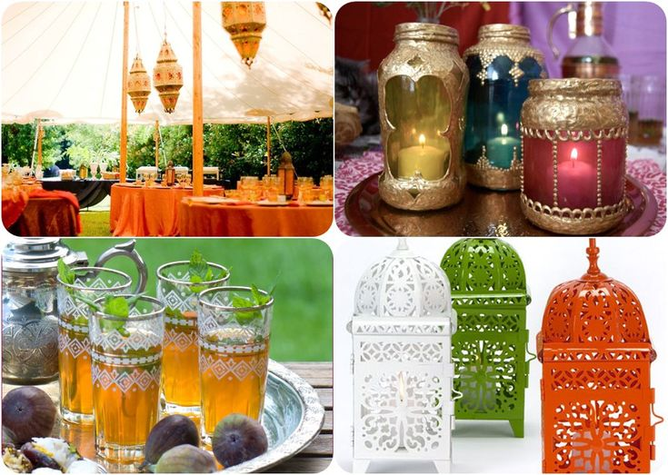67 best images about casablanca party on pinterest for Arab wedding decoration ideas