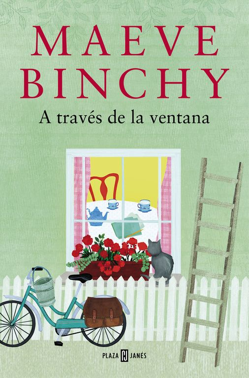 A través de la ventana / Maeve Binchi
