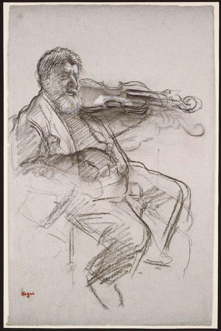 The Violinist   Museum of Fine Arts, Boston