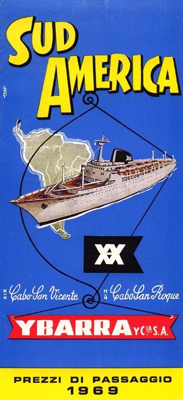 Cabo San Roque 1955 y Cabo San Vicente 1956, de la naviera Ybarra y Cía
