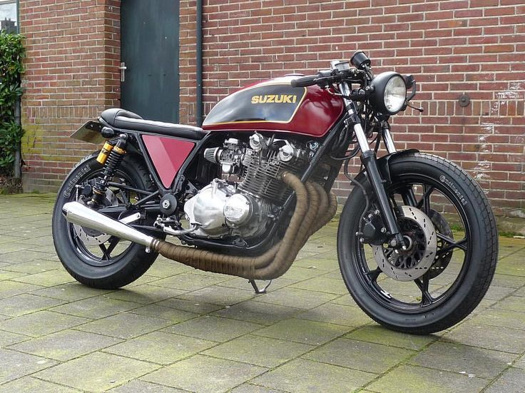 1978 suzuki gs1000 - ebay - inazuma cafe racer | wind-blown