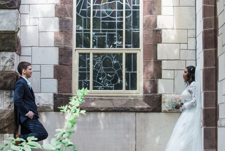Souand and Micah's Wedding at the Immaculate Conception Church and Doubletree by Hilton| Towson and Pikesville, Maryland
