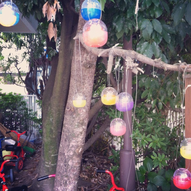 Hoikuen decorations, Ichijoji