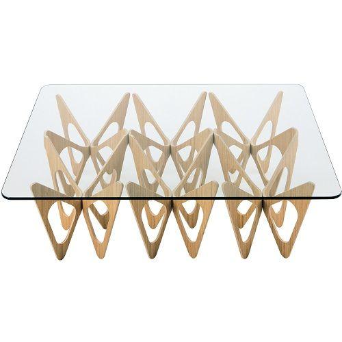 Designové konferenční stoly Butterfly Table 695
