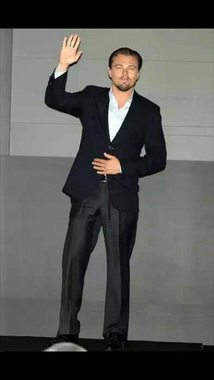Леонардо ди каприо фото в полный рост