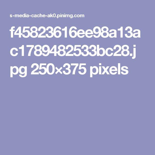 f45823616ee98a13ac1789482533bc28.jpg 250×375 pixels