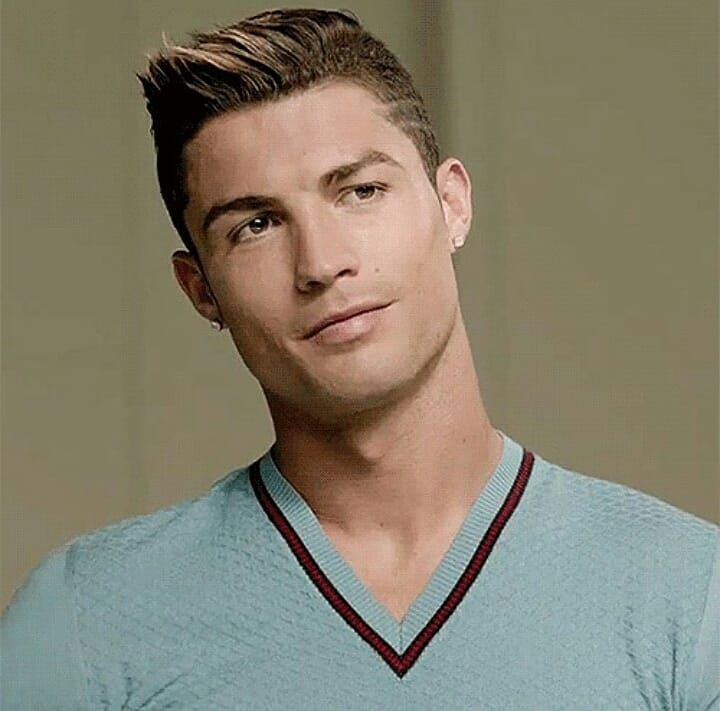 Have A Nice Day Mood Cr7 Beautiful Model Cristianoronaldo Ronaldo L4l F4f Star Day Cristiano Ronaldo Hairstyle Ronaldo Hair Football Hairstyles