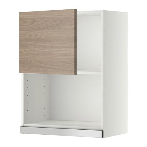 Metod Wall Cabinet For Microwave Oven Ikea You Can Customise Ing As Need Because