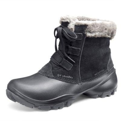 columbia 174 s summette shorty winter boot