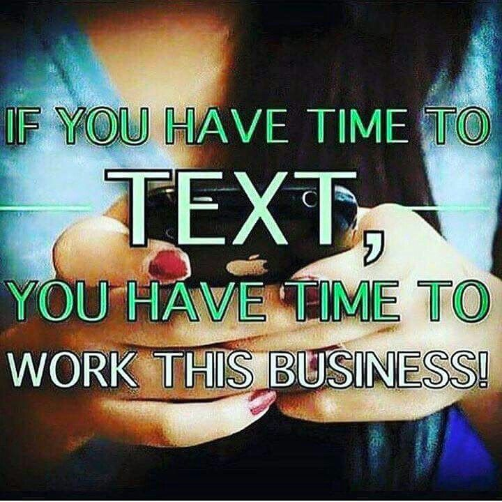 You're already on your phone! Use it to run your own business! Find out more about becoming an It Works distributor! Help others whike making an income! www.TheHealthyPidgeon.itworks.com