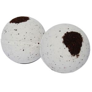 Coffee Bath Bomb Recipe is one of Natures Garden's free bath fizzy recipes.  This homemade DIY bath fizzy incorporates real fresh coffee grounds.