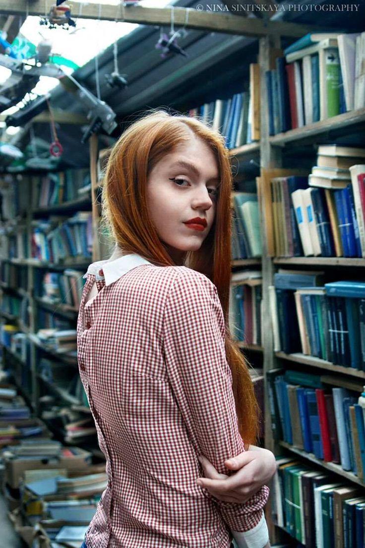 Beautiful and Dreamlike Portrait Photography by Nina Sinitskaya