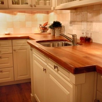 Love The Buther Block Counter Tops Would Love To Have