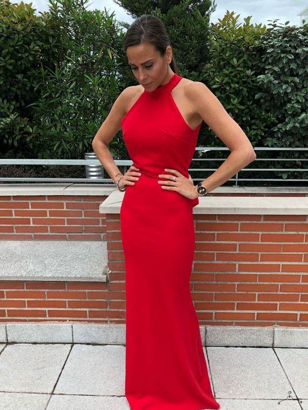 ba9b93cd3a12 vestido-largo-de-fiesta-rojo-baratos-con-espalda-descubierta ...