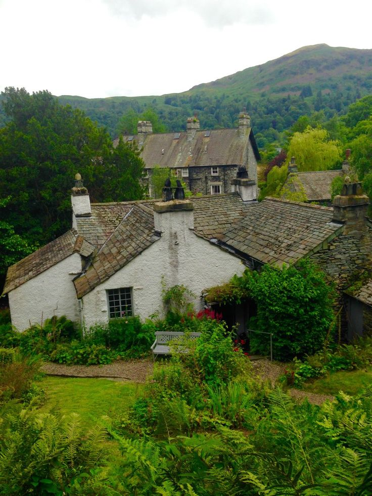 William Wordsworth lived at Dove Cottage from 1799 to 1808.