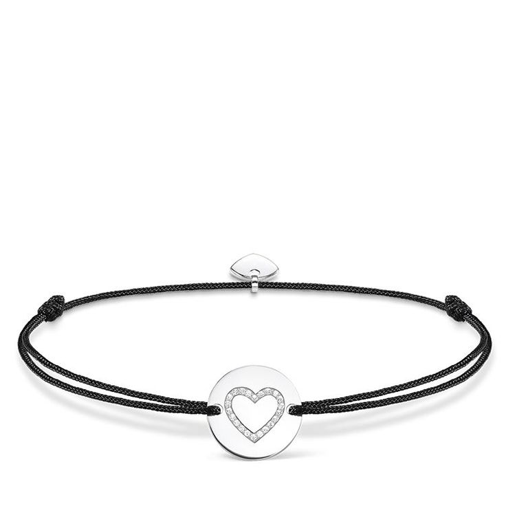 THOMAS SABO Little Secrets Glam & Soul Sterling Silver bracelet