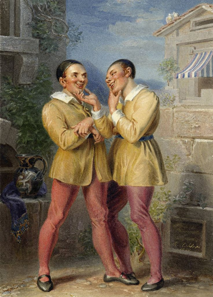 comedy of errors the two dromios You know a comedy of errors is working well when dromio of ephesus   sullivan also uses just two actors to play both sets of twins—hamish.