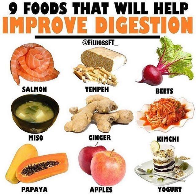 improved digestion on vegan diet
