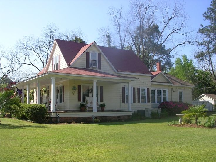 1900 Victorian Farmhouse Style Southern
