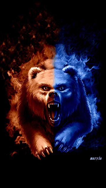 Bear - анимация на телефон №1122182
