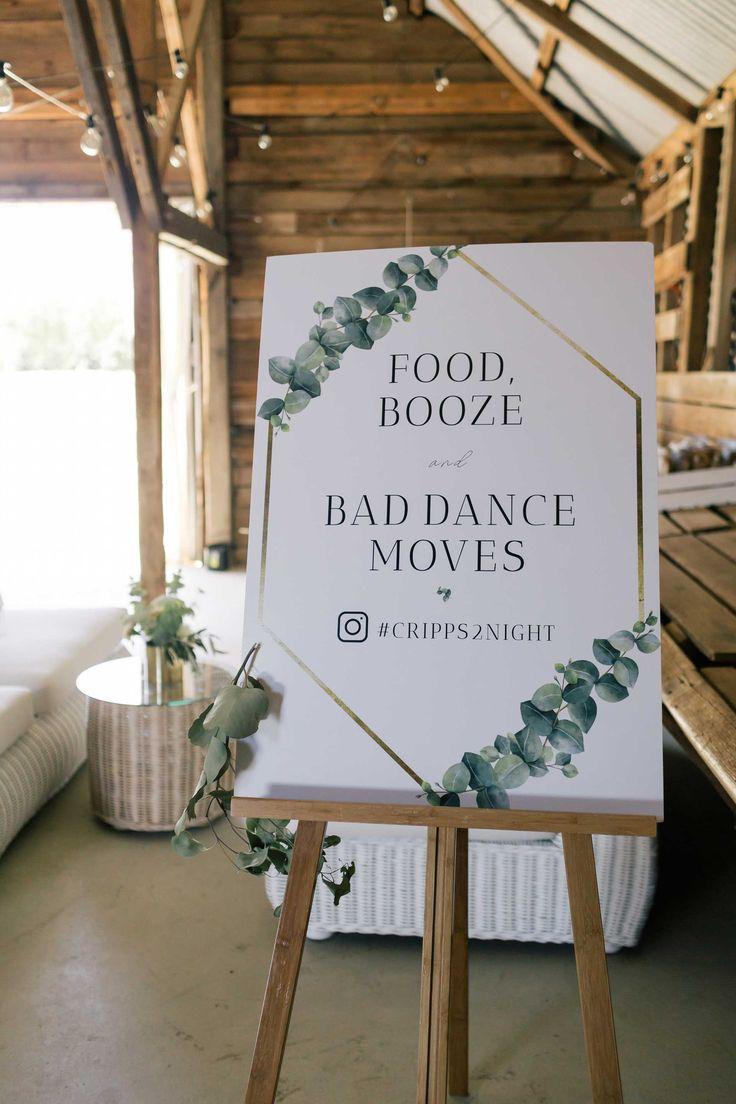 How to create your own wedding hashtag! Wedding hashtag