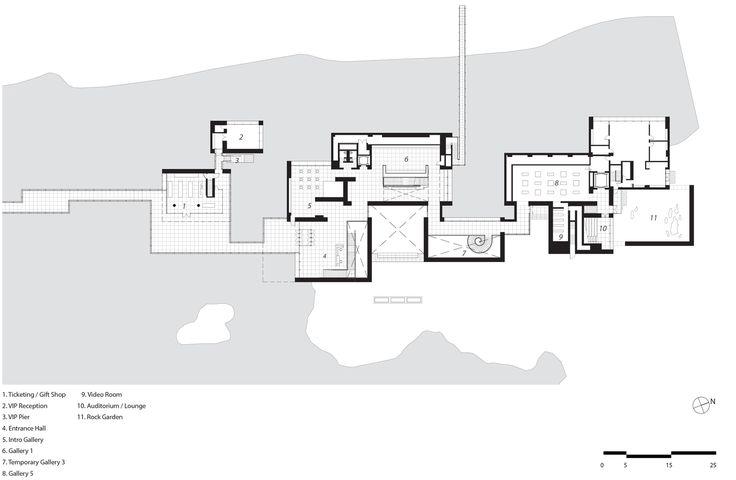 Thư viện ảnh của Mu Xin Bảo tàng Nghệ thuật / OLI Kiến trúc PLLC - 21