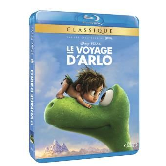 Le voyage d'Arlo Blu-ray