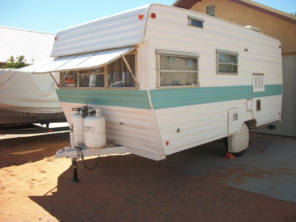 30 best images about 1976 prowler camper trailer on