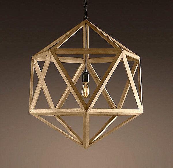 Resultado de imágenes de Google para http://cdn.decoist.com/wp-content/uploads/2014/01/Polyhedron-pendant-lamp.jpg