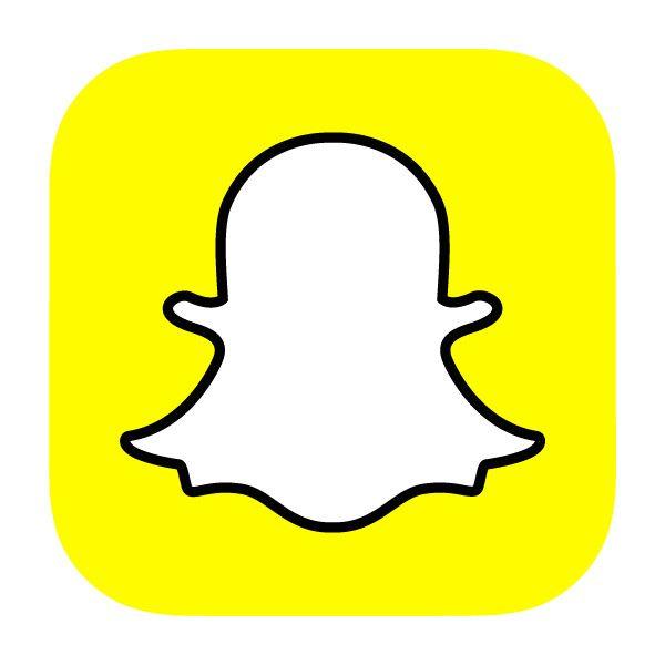 Snapchat app icon in 2019 | Snapchat logo, Logo sticker ...