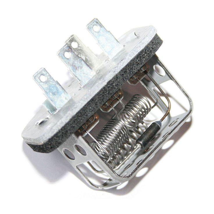 Heater Blower Resistor; 91-96 Jeep Cherokee XJ