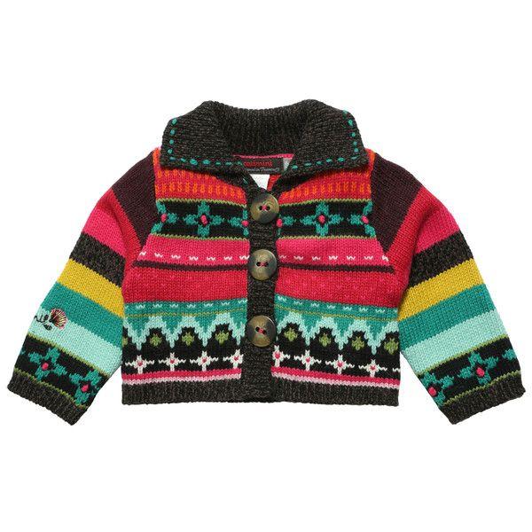 Catimini knitted cardigan spirit