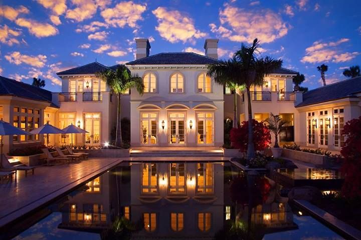 30 world 39 s most beautiful homes with photos pinterest for Most beautiful mansions
