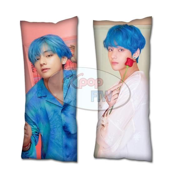Kpop BTS White Day Jimin Body Pillow