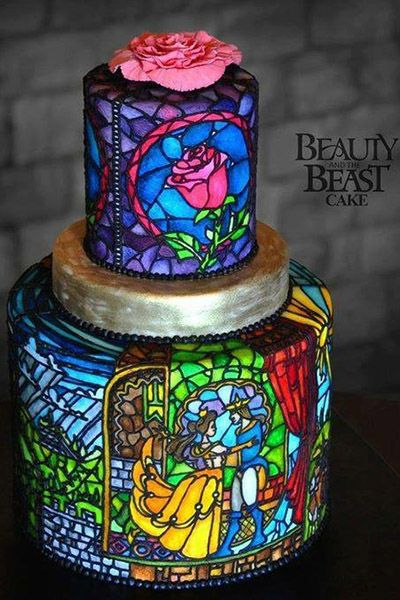 Beauty and the Beast wedding ideas