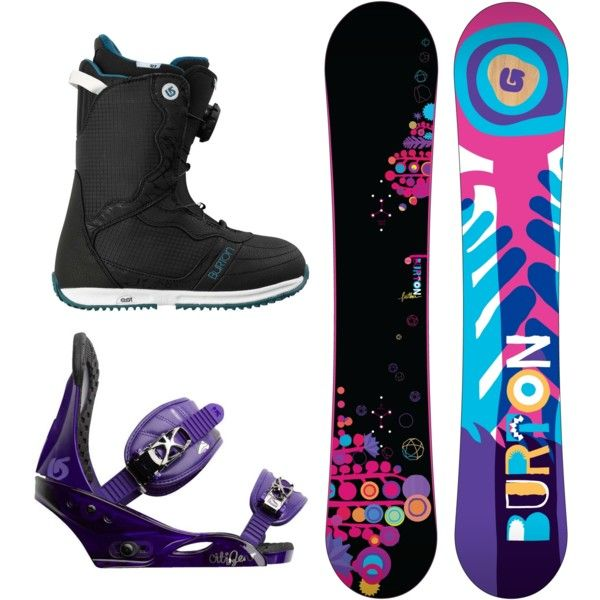Burton Snowboard - Its my board!!! Different boots and bindings