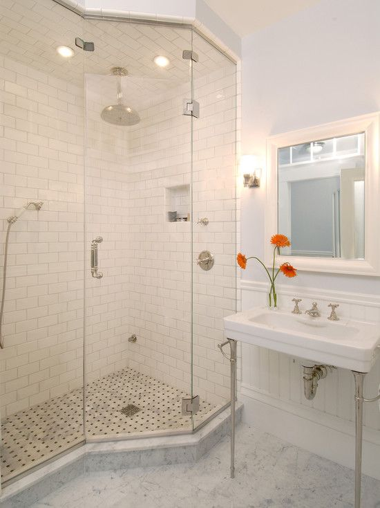 Mature bath shower gallery